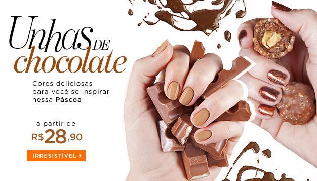 Unhas de Chocolate 0327