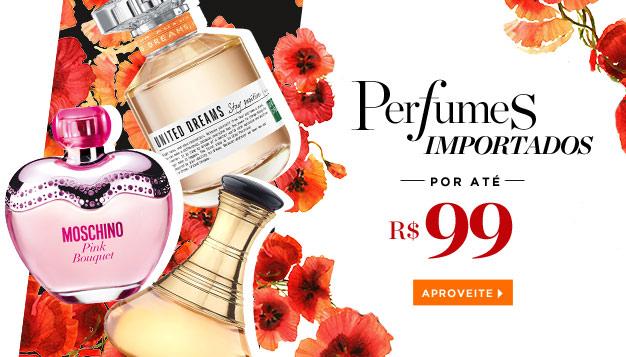 Perfumes até 99 0327