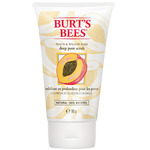 burt's bees peach & willow bark deep pore scrub - esfoliante ...