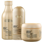 l'oréal professionnel absolut repair cortex lipidium kit (3 p...