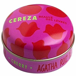 Agatha Ruiz de La Prada Cereza Beauté Des Lèvres - Brilho Labial 15ml