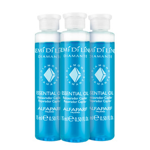 Alfaparf Semi di Lino Diamante Essential Oil - Tratamento 3x13ml