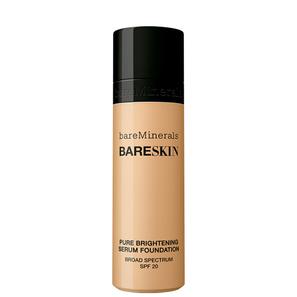 Bareminerals Bareskin Pure Brightening Serum Foundation Spf 20 Bare Natural - Base Líquida 30ml