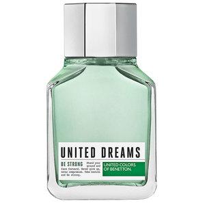 Benetton Perfume Masculino United Dreams Be Strong Edt 100ml - Benetton