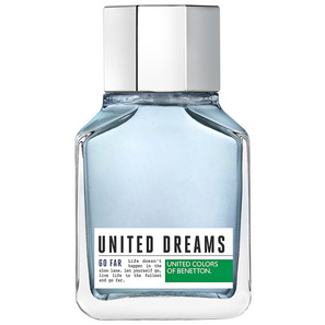 Benetton Perfume Masculino United Dreams Go Far Edt 100ml - Benetton