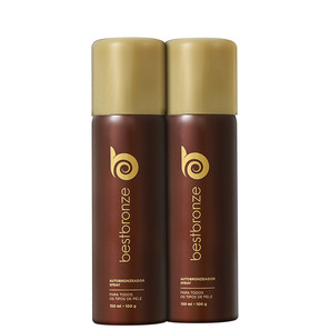 Kit Best Bronze Duplo Bronzeado ( 2 Produtos + Sabonete Grátis ) - Best Bronze