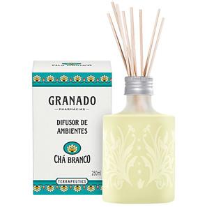 Perfume Para Ambiente Granado Terapeutics Chá Branco Difusor 250ml - Granado