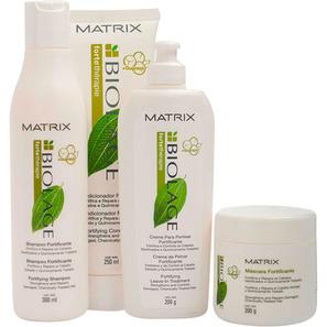 Matrix Biolage Fortethérapie Kit (4 Produtos)