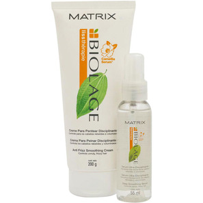 MATRIX BIOLAGE LISSTHERAPIE FINAL KIT (2 PRODUTOS)
