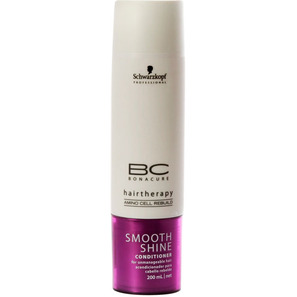 Schwarzkopf Bonacure Smooth Shine Conditioner - Condicionador 200ml