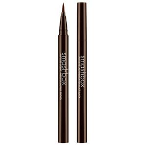 Caneta Delineadora Smashbox Limitless Waterproof Liquid Liner Pen Dark Brown 0,6g - Smashbox