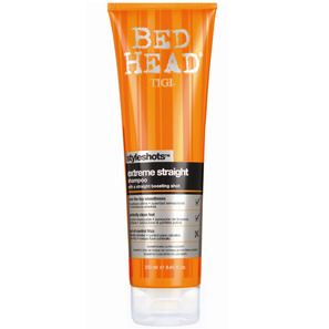 TIGI BED HEAD STYLESHOTS EXTREME STRAIGHT SHAMPOO - 250ml