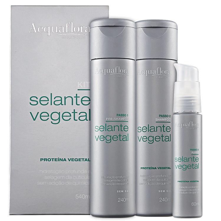 thumb Acquaflora Selante Vegetal Kit (3 Produtos)