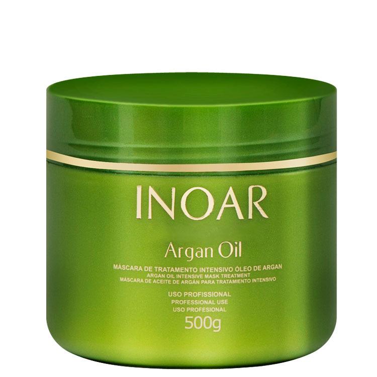 thumb Inoar Argan Oil - Máscara Tratamento 500g