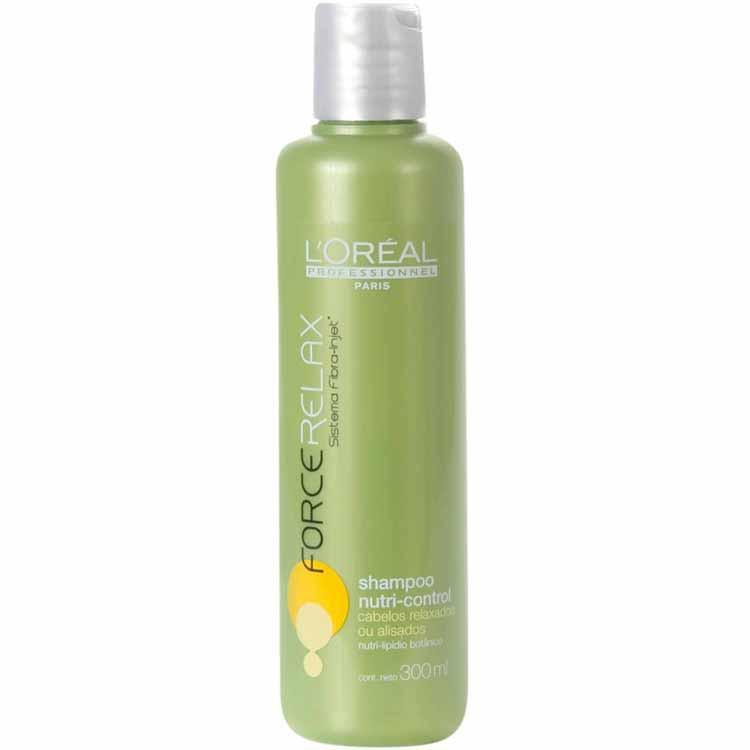 thumb L'Oréal Professionnel Force Relax Nutri-Control - Shampoo 300ml