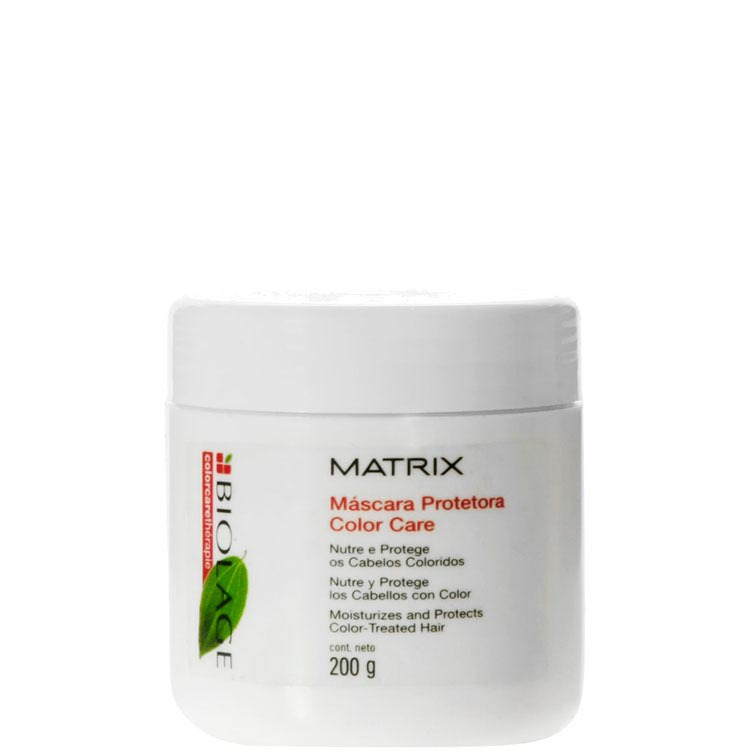 thumb  Matrix Biolage Colorcarethérapie Máscara Protetora Color Care - Máscara de Tratamento 200g