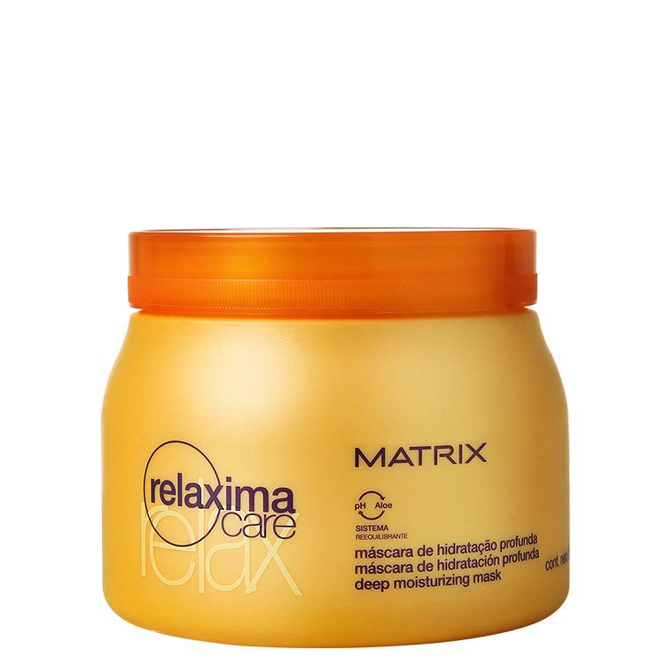 thumb Matrix Relaxima.Care Máscara de Hidratação Profunda - Máscara de Tratamento 500g