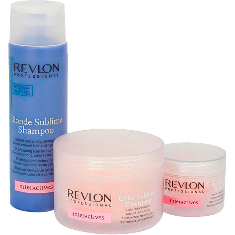 thumb Revlon Professional Color Blonde Kit (3 Produtos)
