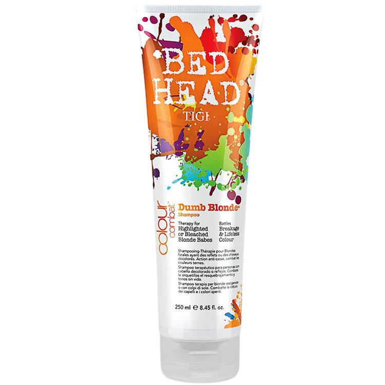 thumb  TIGI Bed Head Colour Dumb Blonde - Shampoo 250ml