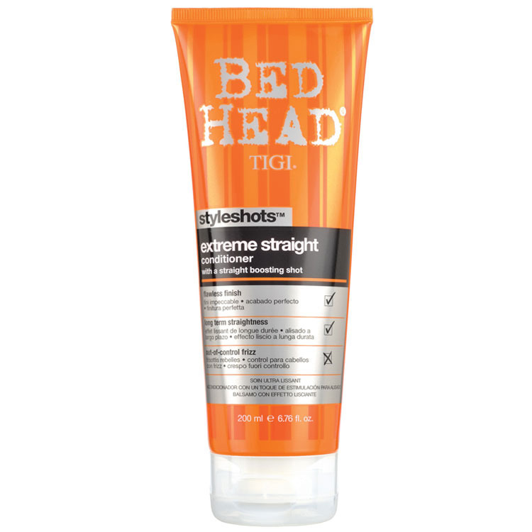 thumb  TIGI Bed Head Styleshots Extreme Straight Conditioner - Condicionador 200ml