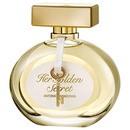 Antonio Banderas Perfume Feminino Her Golden Secret - Eau de Toilette