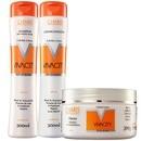 vivacity reflex blond tratamento kit (3 produtos)