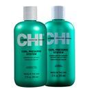 curl preserve system duo kit (2 produtos)