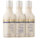 G. Hair Therapy Progress Antifrizz Kit (3 Produtos)