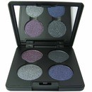 hot gp15glam eye shadow pallet purple with kith - paleta de sombras