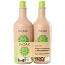 Inoar Macadâmia Oil Premium Kit de Tratamento Diário - 1000ml (2 produtos)