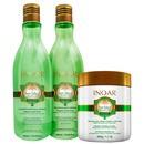Inoar Natural Collection Capim Santo Hair Kit (3 Produtos)