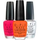 OPI Back Coat Berry Kit (3 Produtos)