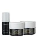 Korres Black Pine - Kit para peles secas (3 Produtos)