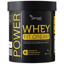 Yenzah Whey Fit Cream - Máscara Reconstrutora 1000g